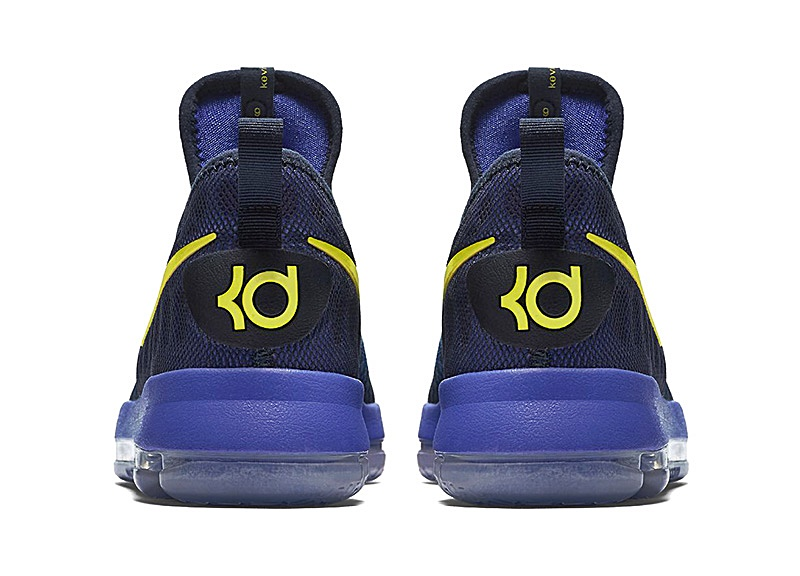 competitive price 6ee39 bf1c7 ... Nike Zoom KD 9 GS