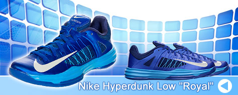 Nike Hyperdunk Low Royal