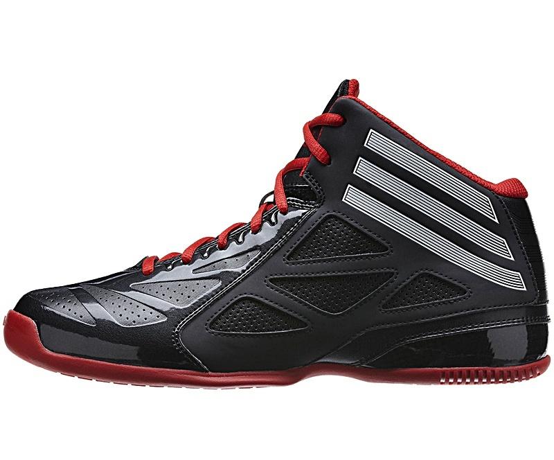buy online 06fa5 5d4ac ... Adidas NXT LVL Spd 2 (negro rojo blanco), Img 2