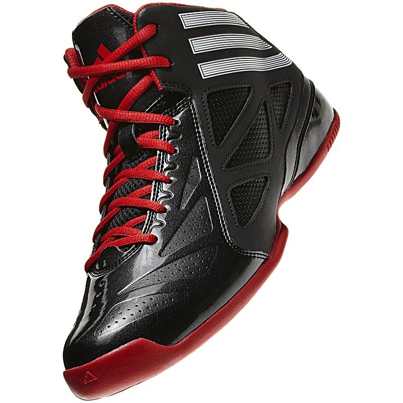 competitive price ef89d 8d85d Adidas NXT LVL Spd 2 (negro rojo blanco)