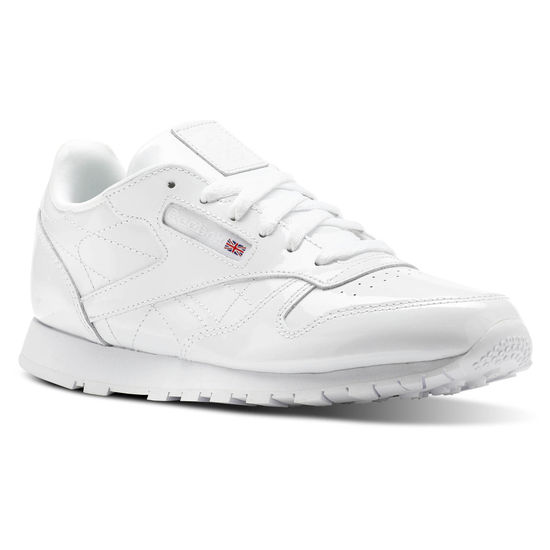 a7f98c766cbde Reebok Classic Leather Patent Junior - manelsanchez.com