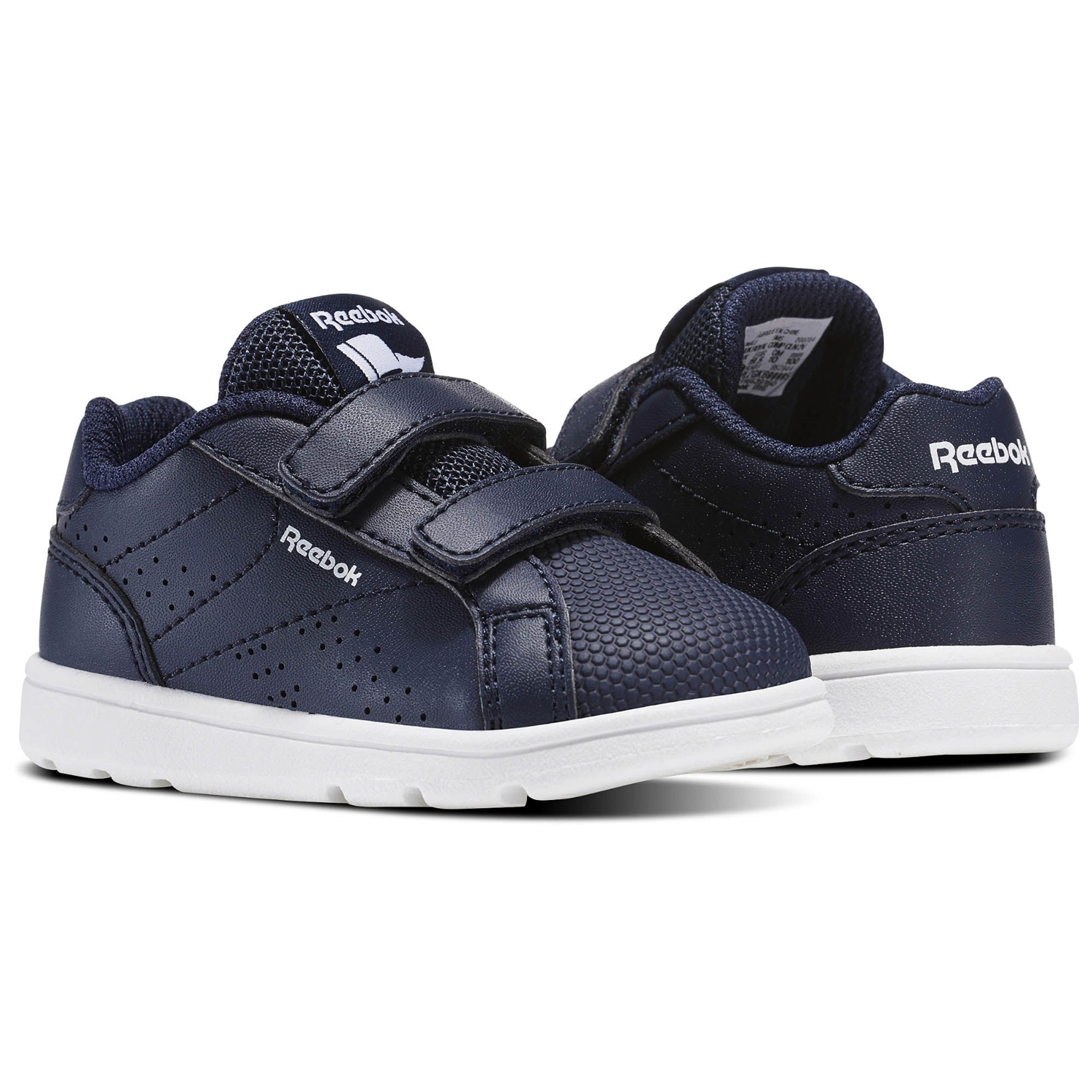 a47b4a779b2 Reebok Royal Complete Clean Infants (Collegiate Navy white)