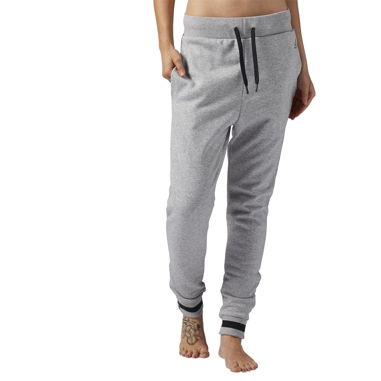 Reebok Yoga Jogger Pants Women´s (Medium Grey Heather) 11db4b19921b
