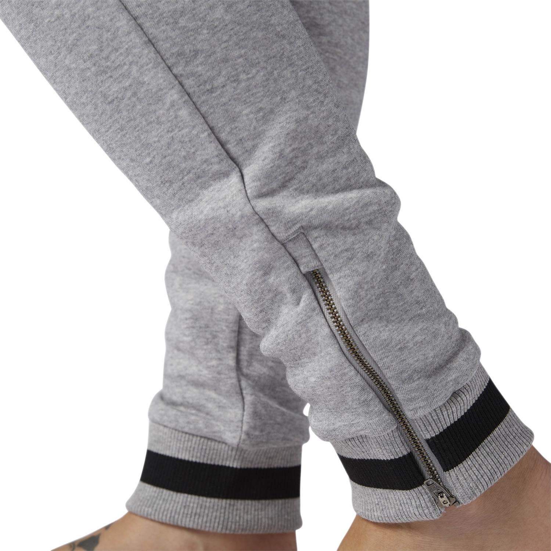 ... Reebok Yoga Jogger Pants Women´s (Medium Grey Heather) ce0e40465a0a