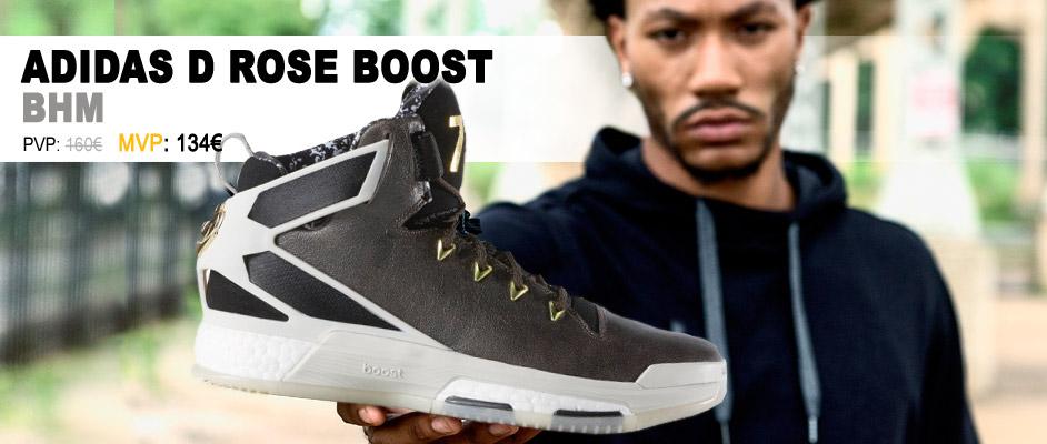 Adidas D Rose 6 Boost BHM