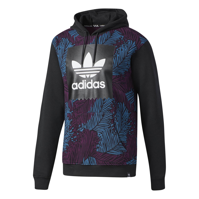 Desarmado entrega Peluquero  Adidas Originals Trefoil Palm Hoodie - manelsanchez.com