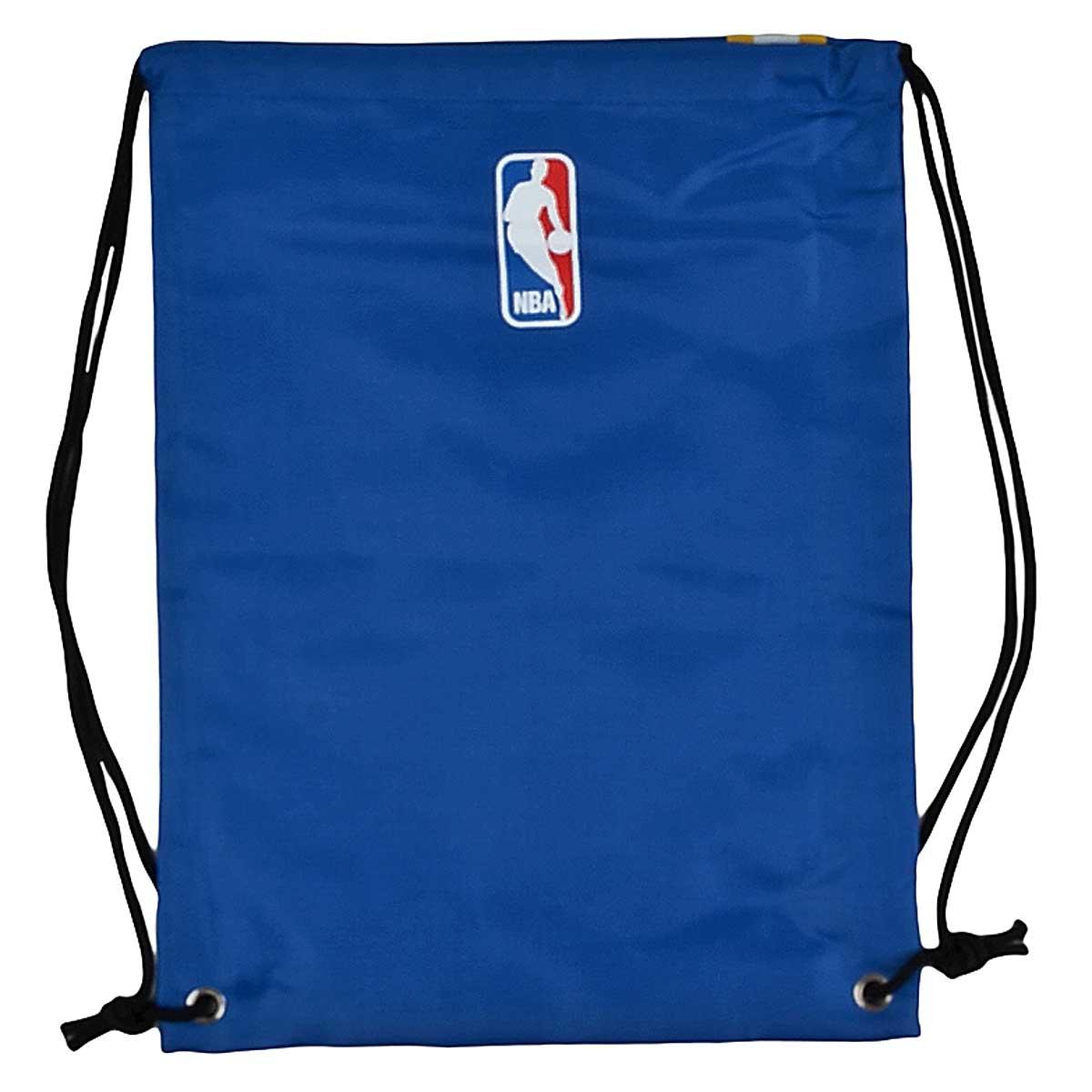 Gym Bag Jim Kidd: Warriors NBA Gym Drawstring Bag